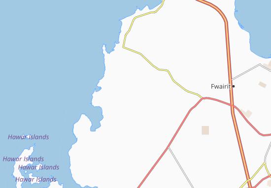 Ain Al Numan Map