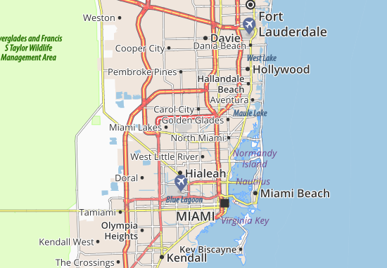 Are You Looking For The Map Of Opa Locka Find Any Address On Or Calculate Your Itinerary To And From All Tourist