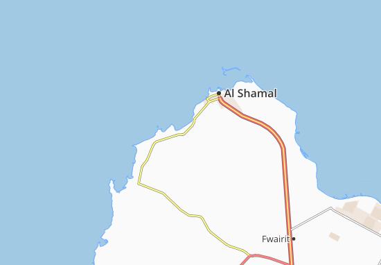 Carte-Plan Al Nabbaah