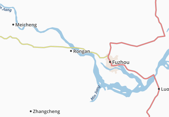Shangjie Map