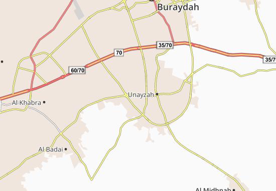Carte-Plan Al Awniyah