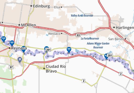 Progreso Map