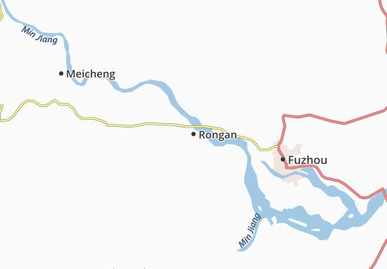 Mapas-Planos Rongan