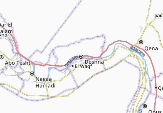 Mapas-Planos Deshna