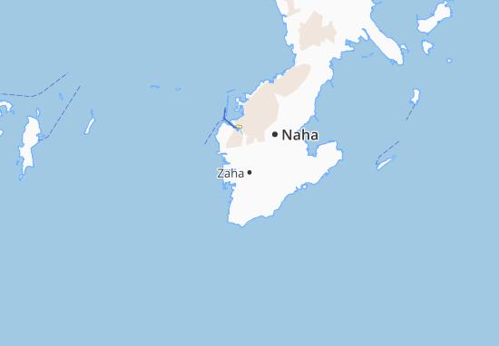 Kaart Plattegrond Zaha