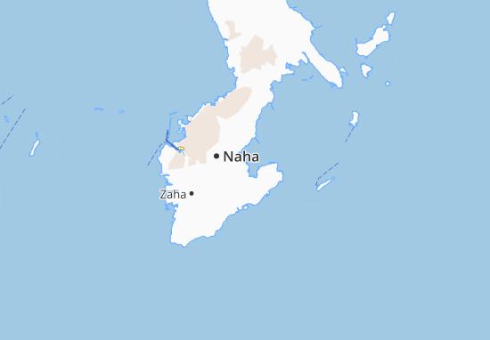 Kaart Plattegrond Tsuhako