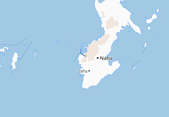 Kaart Plattegrond Oroku