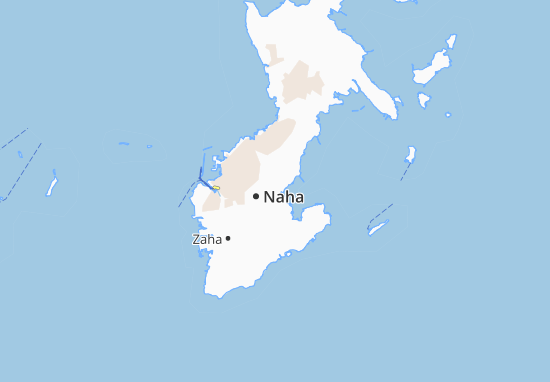 Kaart Plattegrond Konabaru