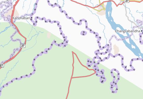 Pachagarth Map