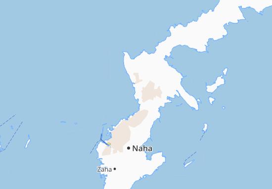 Kaart Plattegrond Koza