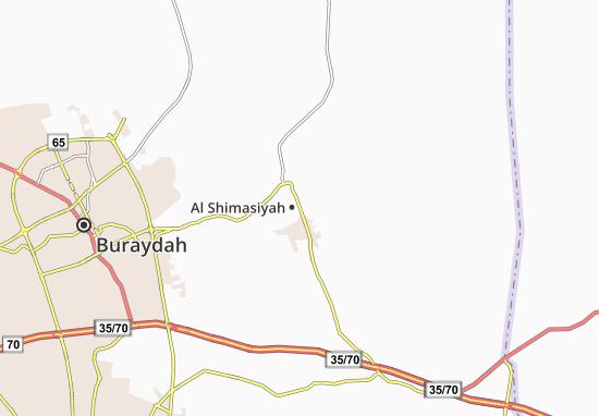 Mappe-Piantine Al Shimasiyah