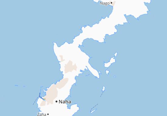 Kaart Plattegrond Agena