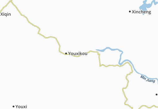 Zhanghuban Map