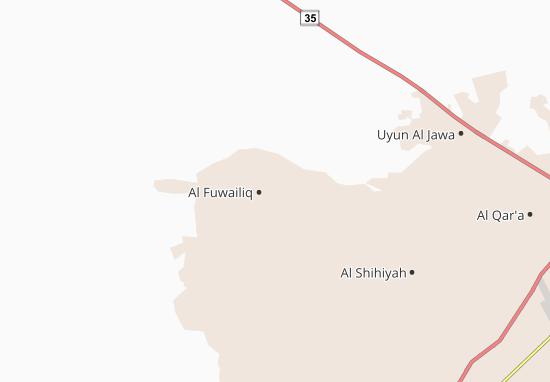 Mappe-Piantine Al Fuwailiq