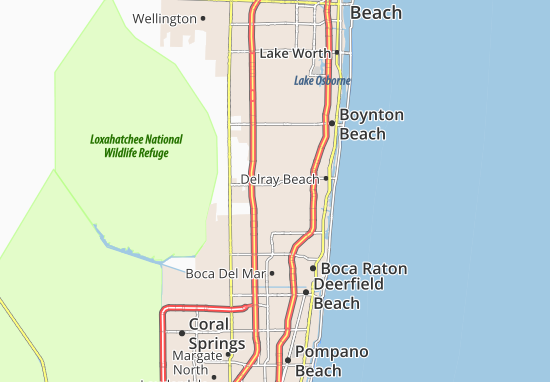 Kings Point Map