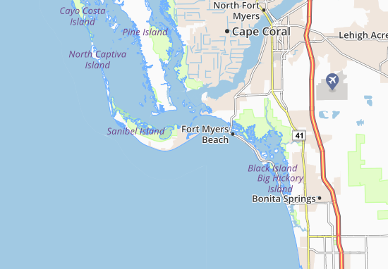 Map of Sanibel - Michelin Sanibel map - ViaMichelin Sanibel Map on south seas island resort map, st. augustine map, union park map, steinhatchee map, east coast of the united states map, wellington map, martinique on the gulf map, bowman's beach map, pratumnak map, villas by the sea map, chokoloskee map, alaqua lakes map, clewiston map, captiva map, fort myers map, florida map, st lucie map, ft. lauderdale map, buckingham map, ponce inlet map,