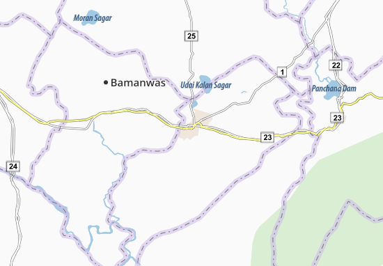 Gangapur Map