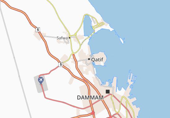 Carte-Plan Al Bahara