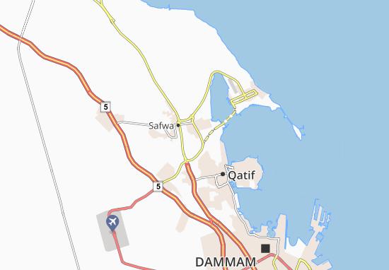 Carte-Plan Al Aamal