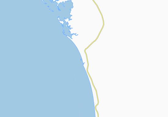 Kuhestak Map