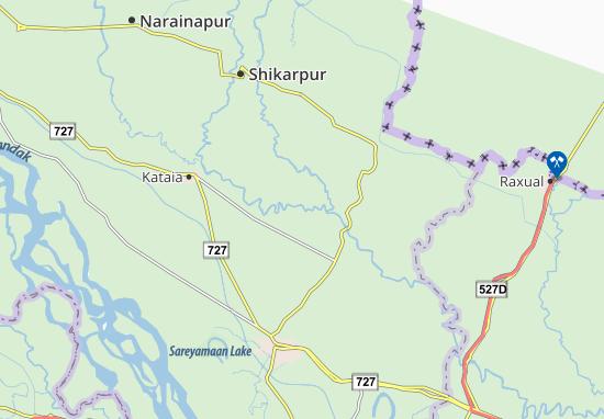 Mappe-Piantine Chanpatia