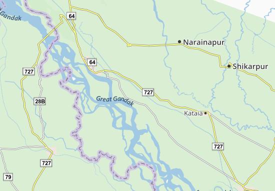 Kharkhana Map