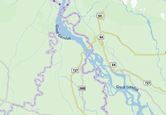 Bulawha Map
