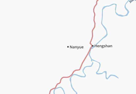 Nanyue Map