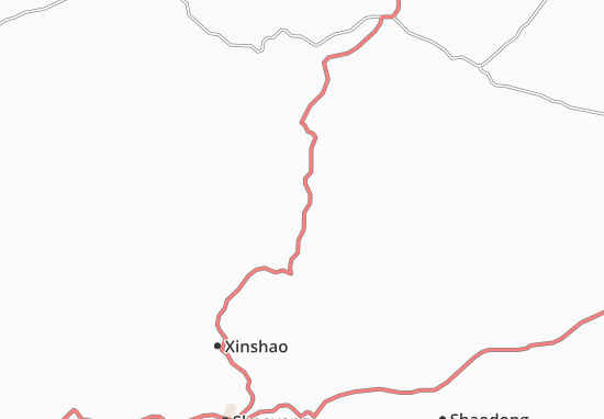 Nan-Yueh-Miao Map