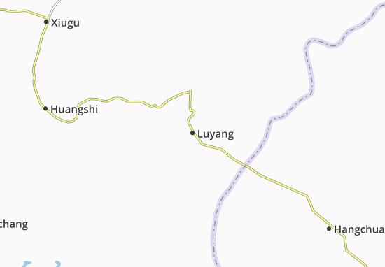 Mapas-Planos Luyang