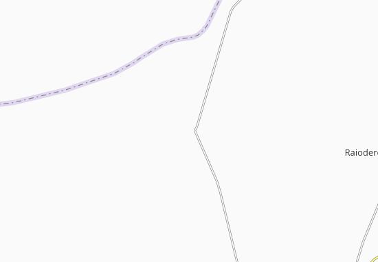 Kaart Plattegrond Shahdadkot