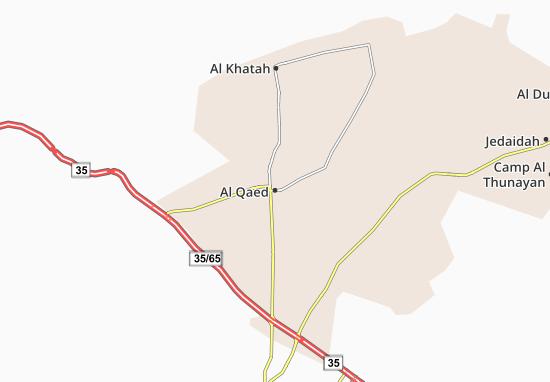 Al Qaed Map