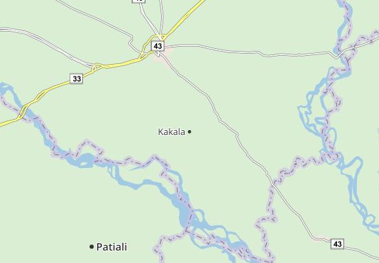 Mappe-Piantine Kakala