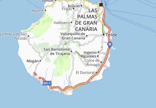 Mapas-Planos Santa Lucía