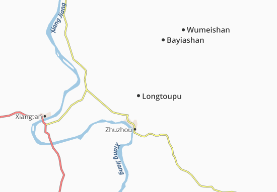 Longtoupu Map