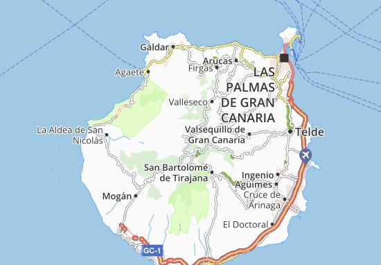 Resultado de imagen de ayuntamiento de la aldea mapa gran canaria