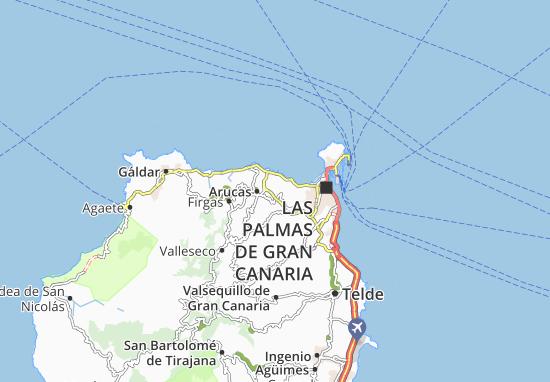 Ayala Map