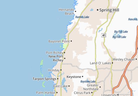 Mappe-Piantine Jasmine Estates