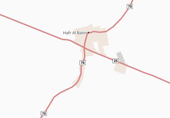 Mapa Plano Al Amn Al'am