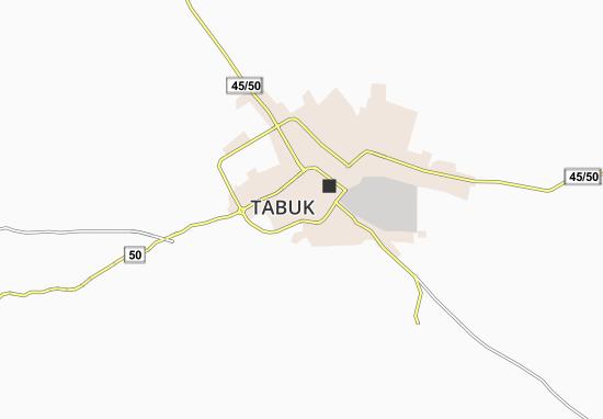 Abu Sab'ah Map