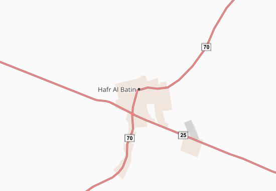 Carte-Plan Al Baladiyah