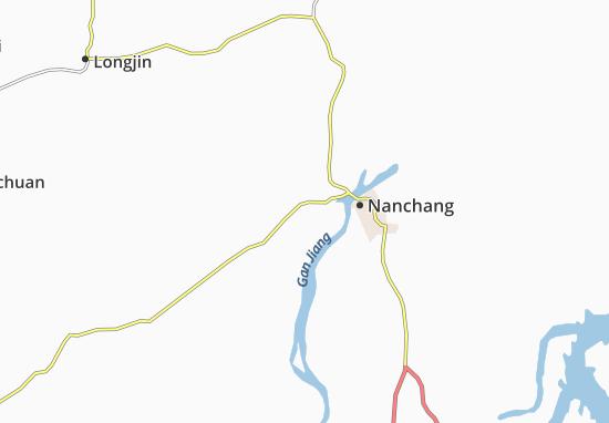 Carte-Plan Changleng