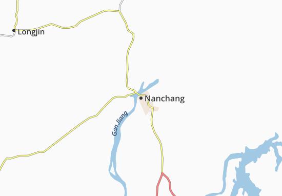 Nanchang Map