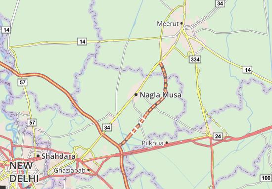 Mappe-Piantine Nagla Musa