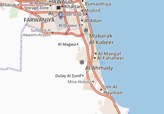 Carte-Plan Al Ahmady City 10