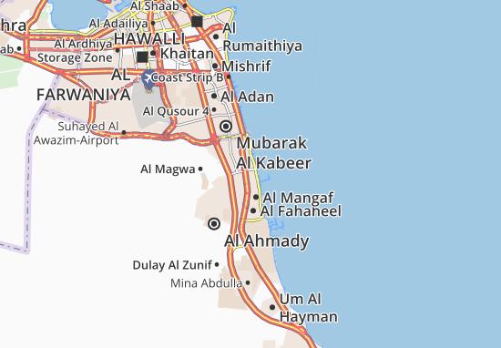 Mappe-Piantine Abu Halifa