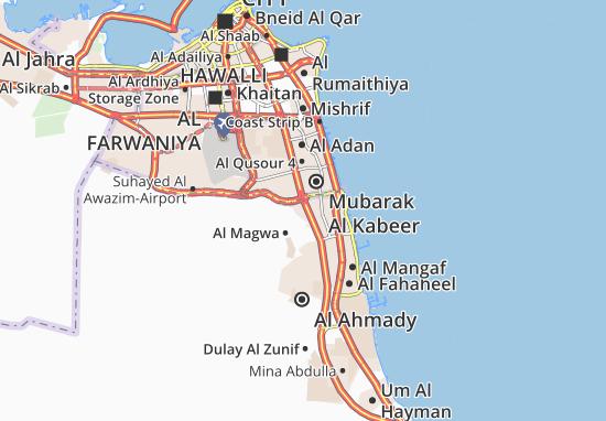 Zip Code Kuwait Fahaheel Road