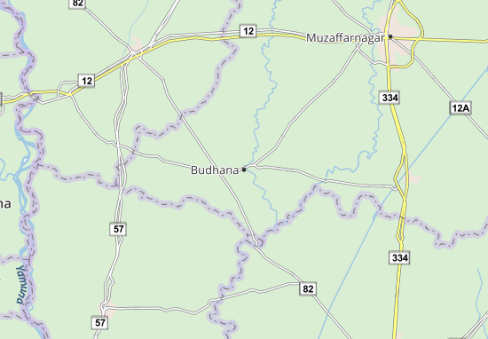 Mapas-Planos Budhana