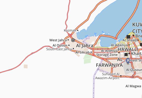 Mapas-Planos Jahran Industrial