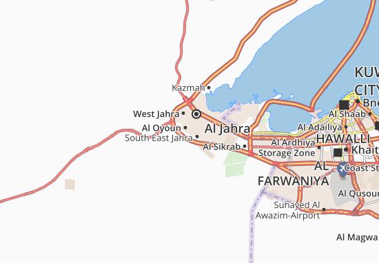 Mapas-Planos Al Nasseem 2